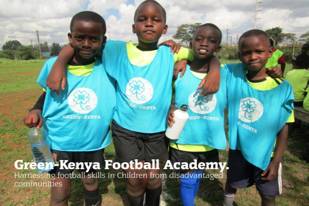 Green-Kenya-Football-Academy